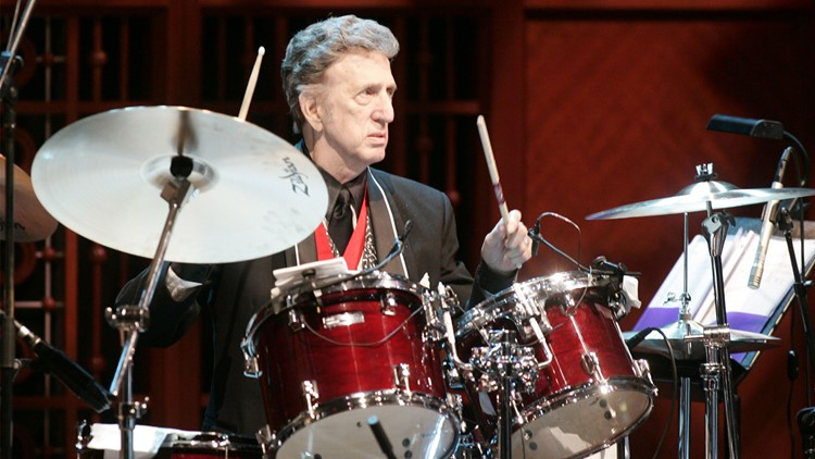 D.J. Fontana, the drummer who helped launch rock 'n' roll as Elvis Presley's sideman, died at 87.