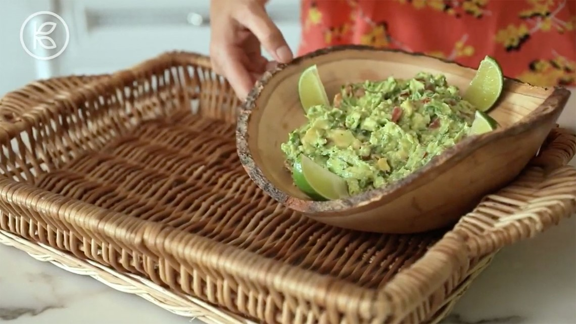 Is this the perfect guacamole recipe?