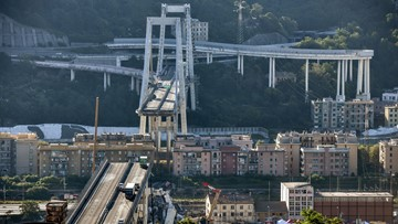 In 1979, Italy bridge designer warned of corrosion risk. 39 years later, it collapsed
