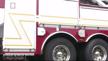 Missouri Firefighters Push Veteran's Wheelchair Back Home After It Got Stuck