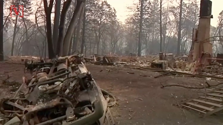 PG&E Reaches $13.5 Billion Settlement Deal With Wildfire Victims