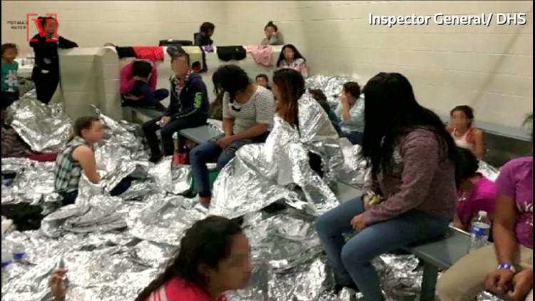 Trump administration moves to end limits on child detention
