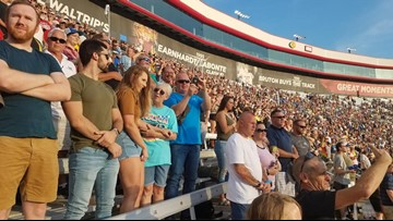 NASCAR gives free tickets to first responders in Earnhardt plane crash
