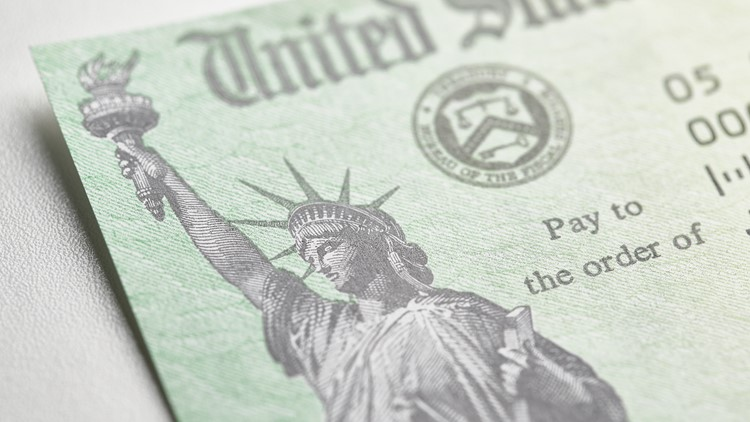 Friday is pay day from the IRS for millions of Americans