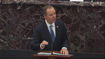 Watch live: Democrats get final shot at opening statement at impeachment trial