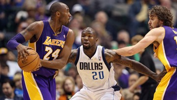 Dallas Mavericks to retire No. 24 in honor of Kobe Bryant