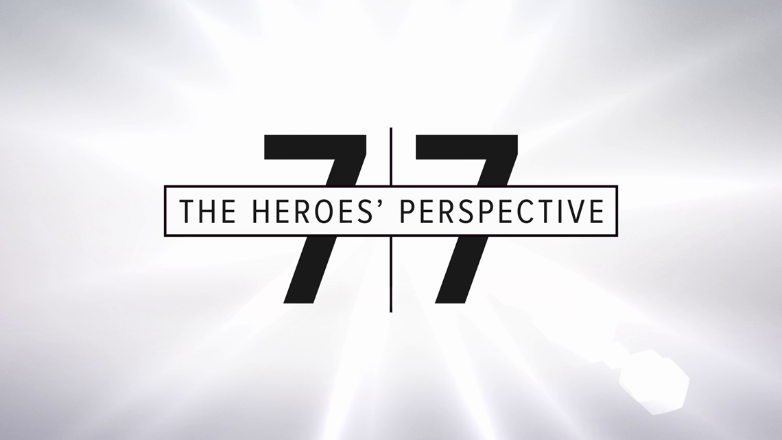 The Heroes' Perspective: How the 2016 police ambush in Dallas unfolded