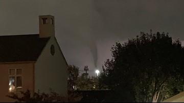 Tornado causes widespread damage in Dallas, Texas