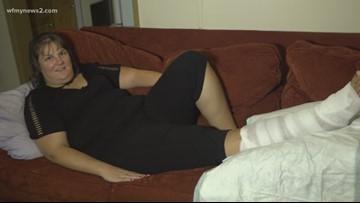 "Pedicure Nightmare: ""I Almost Lost My Leg"""