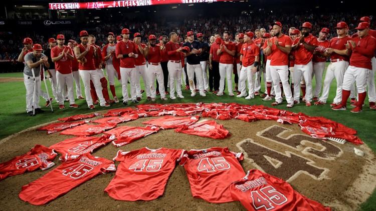 Seattle Mariners-Los Angeles Angels Baseball