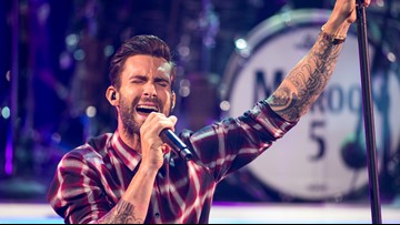 Maroon 5 bringing 2020 tour to Portland with Meghan Trainor