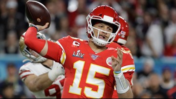Super Bowl LIV: Kansas City Chiefs beat San Francisco 49ers 31-20