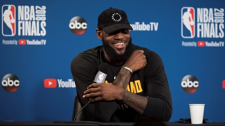 Report: Space Jam 2 trailer to launch after LeBron James' free agency announcement