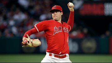 Coroner: Angels pitcher Tyler Skaggs died of accidental overdose