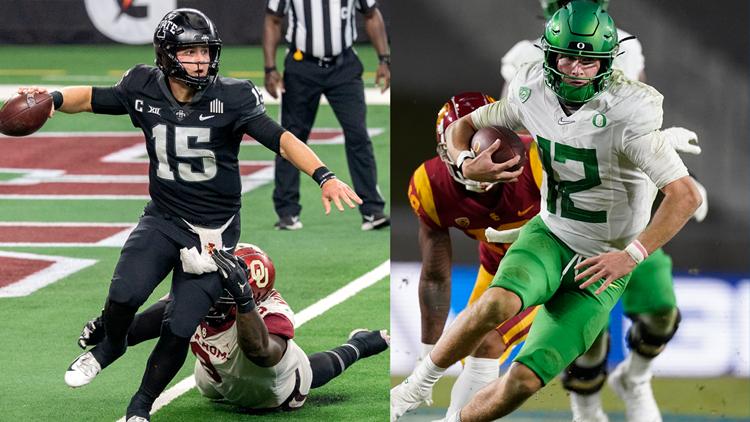 No. 10 Iowa State wins the 2021 Fiesta Bowl 34-17 over No. 25 Oregon