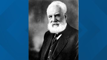 Today in History: In 1876, Alexander Graham Bell made the first telephone call