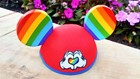 Disney parks start selling rainbow Mickey Mouse ears ahead of Pride Month