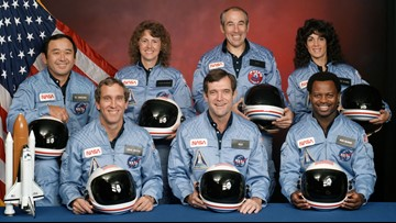 Remembering the crew who died 33 years ago when the Challenger exploded