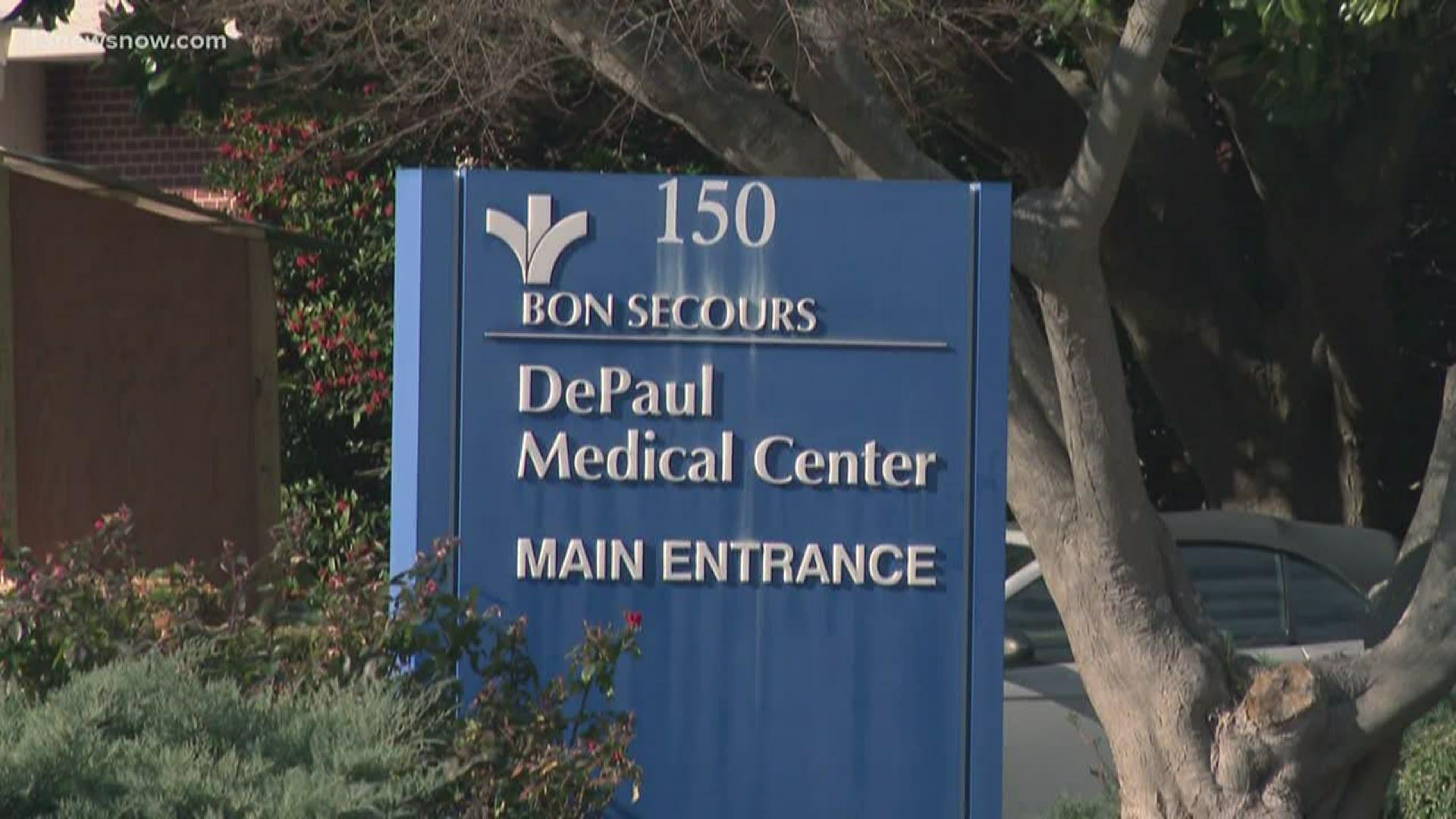 Bon Secours Hospitals Join Convalescent Plasma Program To Treat Covid 19 Kgw Com