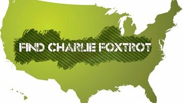 Find Charlie Foxtrot