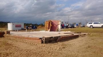 Grandma's prayer closet only thing left standing after tornado demolishes Alabama home