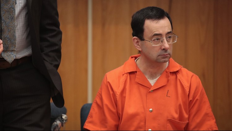 Larry Nassar moved from Arizona prison after lawyers said he was assaulted