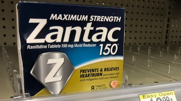 Walmart Zantac Suspension AP